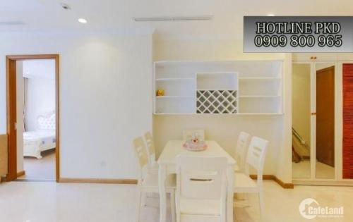 Cho thuê căn hộ Vinhomes - 3PN full nội thất- 27.5tr/tháng LH:0909800965