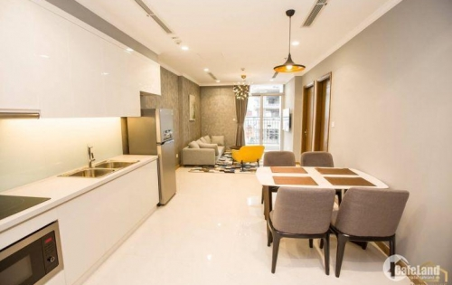 Cho thuê CH Vinhomes- 1PN full nội thất- tầng 10- Central 2- yên tĩnh-17tr/tháng  LH 0931467772