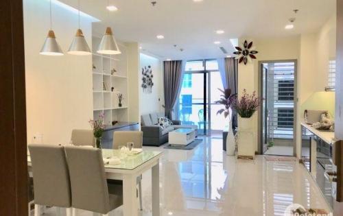 Cho thuê CH Vinhomes- 2 phòng ngủ- full- 80m2-tầng 20 khu Park- 22tr/tháng. LH: 0931.46.7772