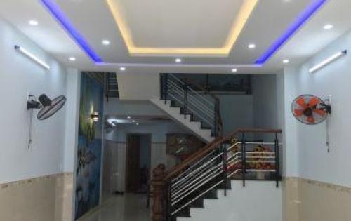 Cho thuê nhà 3 tầng MT đường Lương Định Của gần Cách Mạng Tháng 8.
