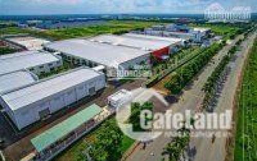 Cho thuê kho tại khu công nghiệp Long Hậu. DT 2.000m2 - 5.000m2, giá rẻ nhất thị trường,