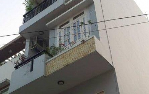 Cho thuê nhà 3 tầng Dương Quảng Hàm Cầu Giấy 255m2 có ĐH NL