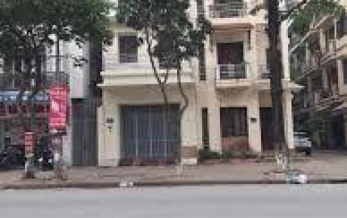 Cho thuê nhà 6 tầng Nguyễn Khánh Toàn- Nguyễn Văn Huyên , Cầu giấy giá 35tr/ tháng