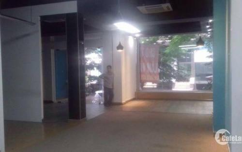 Chính chủ cho thuê 80m2 văn phòng thông sàn tại Trần Thái Tông,quận Cầu Giấy.