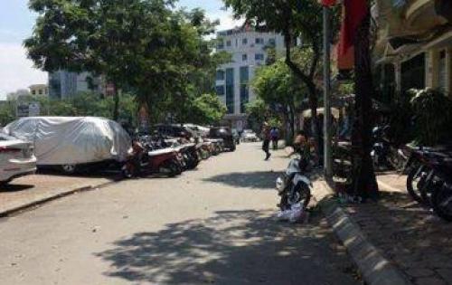 Cho thuê nhà mặt phố Hoàng Cầu diện tích 50m2 x 4tầng