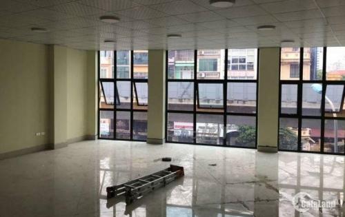 Cho thuê tòa nhà văn phòng 68m2x 5 tầng giá 80tr/tháng