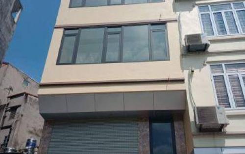 Cho thuê nhà mặt phố Ngô Thì Nhậm 150m2, mặt tiền 8m, giá thuê 150tr/tháng