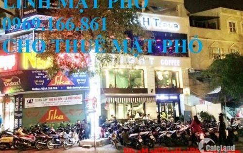 Cho thuê nhà mặt phố Bảo Khánh, quận Hoàn Kiếm: DT 40m, 4 tầng, MT 4m, Giá 80 triệu/tháng. Cho thuê nhà mặt phố Bảo Khánh  DT 40m, 4 tầng, MT 4m, Giá 80 tr