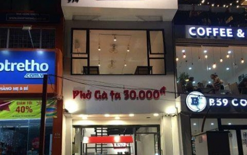 Cho thuê nhà mặt phố Phan Bội Châu kinh doanh cực tốt 70m2, MT 5m, giá 70tr/tháng