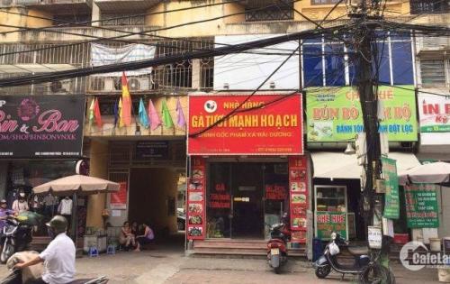 cho thuê nhà mặt phố Nguyễn An Ninh,quận Hoàng Mai, giá 23tr/tháng