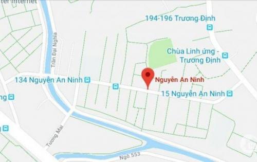 Cho thuê nhà Mặt Phố Nguyễn An Ninh ,Hoàng Mai Kinh doanh các thể loại dịch vụ