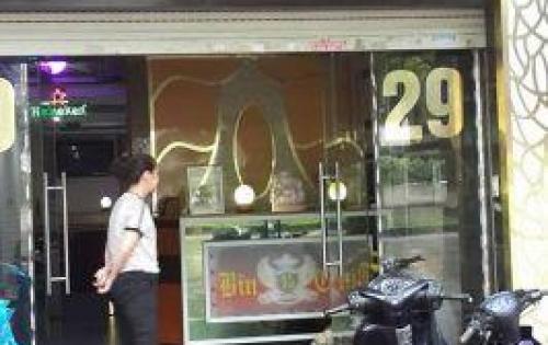 cho thuê nhà mặt phố Kim Đồng,giá 50trieu/tháng