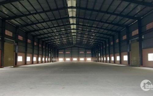 Cho thuê kho 800m2 - 1.400m2, giá 80.000đ/m2 tại KCN Hiệp Phước. Lh 0945.825.408 Long