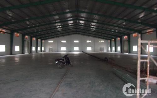 Cho thuê nhà xưởng tại KCN Lai Vu, Kim Thành Hải Dương 2005m gần QL5A