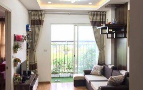 Cho thuê căn hộ để Ở hoặc Làm Văn Phòng tại EcoHome Phúc Lợi, Long Biên. S:82m2.Giá:5,5tr/tháng.