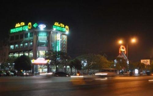 Cần cho thuê mặt đường tuyến số 2 Lê Hồng Phong Ngô Quyền Hải Phòng. MT: 20m DTSD: 1800m2. 3 tầng