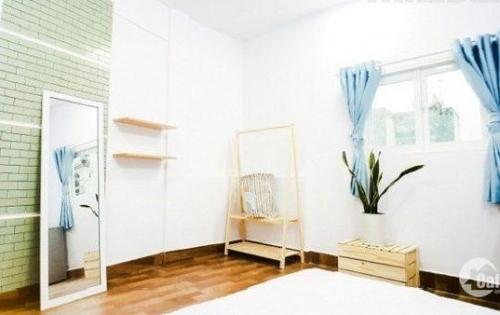 Cho thuê officetel nhỏ xinh Full nội thất tại Nguyễn Thị Minh Khai Quận 1