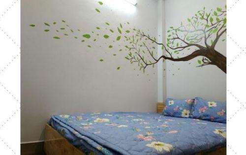 Cho thuê Phòng Cao Cấp, nội thất cơ bản đầy đủ chỉ 5tr9/ tháng,Q1,HCM