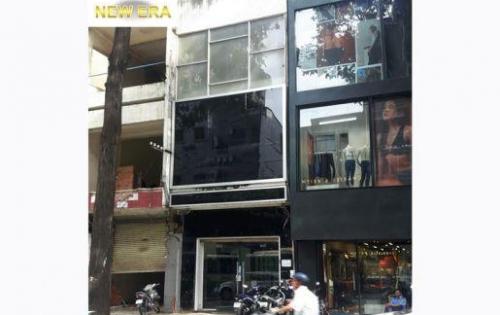 Cho thuê nhà MT Nguyễn Trãi Q1,DT: 4.2mx21m, 1 trệt 1 lửng 2 Lầu