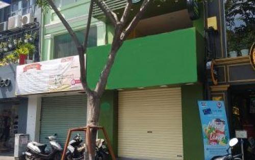 Cho thuê nhà MT Nguyễn Huệ Q1,DT: 4mx22m,1 trệt 2 Lầu