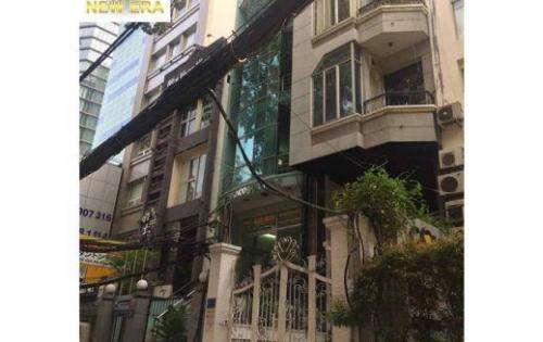 Cho thuê nhà MT Tôn Đức Thắng Q1,DT: 5mx20m,1 Trệt 3 Lầu