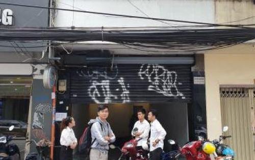 Cho thuê mặt bằng 42 Nguyễn Cư Trinh, Quận 1, giá 45tr/ tháng