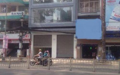 Cho thuê nhà MT Lê Thị Hồng Gấm Q1,DT: 4mx18m,4 Lầu,Giá: 75 Triệu