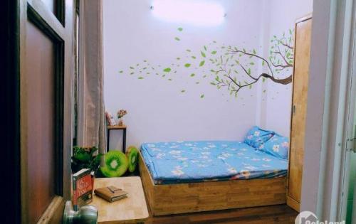 Cho thuê căn hộ dịch vụ full nội thất đường Cống Quỳnh quận 1