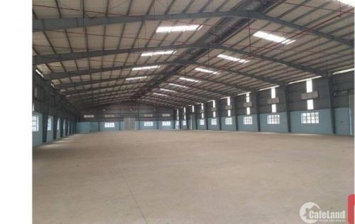 Cho thuê kho - xưởng 450m2, 20tr/tháng, đường vườn lài, mới xây xong
