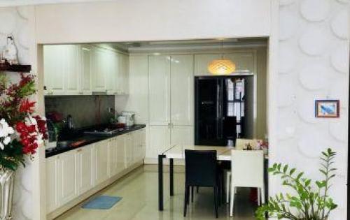 Cho thuê căn hộ Cantavil (3 phòng ngủ)l đủ nội thất,lầu cao wew đẹp ,giá 15 triệu LH :0934.025.309