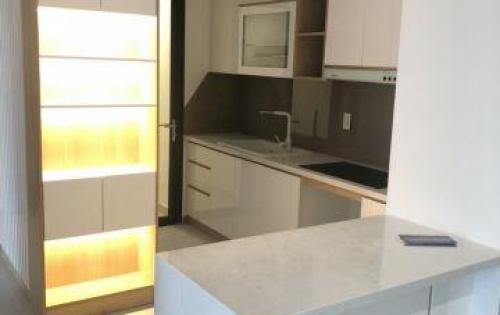 Cho thuê căn hộ 61m2, 2PN, 2WC giá 13,5tr
