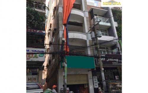 Cho thuê nhà MT Cao Thắng Q3,DT: 3.2mx8m,5 Lầu, Giá: 60 Triệu
