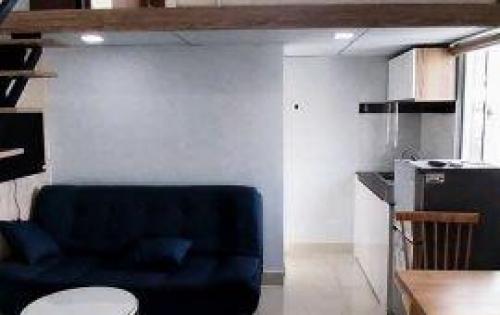 Cảnh báo cho thuê căn hộ mini Cao Cấp có Gác giá 7tr/tháng,Q4,HCM