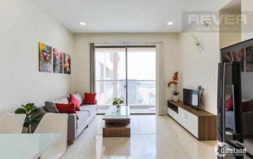 Vừa thiết kế, cho thuê lại căn hộ mới Millennium, quận 4