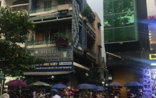 Cho thuê nhà nguyên căn góc 2mt số 13 Nguyễn Trãi , quận 5 ( đối diện đại học Sài Gòn)