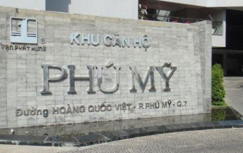 Căn hộ cao cấp quận 7 cạnh Phú Mỹ Hưng 2PN 88m2 giá 11tr/tháng