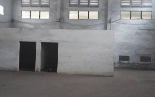 Cho thuê kho 1.200m2, giá 90.000đ/m2, tọa lạc tại đường An Dương Vương, Phường 16, Quận 8.