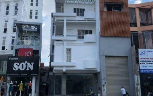 Cho thuê nhà MT Hoàng Văn Thụ, dt 6,5x19m, nở 10m, 4 lầu, Thang máy, giá rẻ.