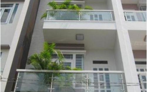 Văn phòng cho thuê đường Hồ Văn huê, P.9, Q.phú nhuận.