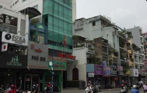 Cho thuê nhà mặt tiền đường Phan Đăng Lưu, P5, Quận Phú Nhuận, 6x17m, 1T 2L