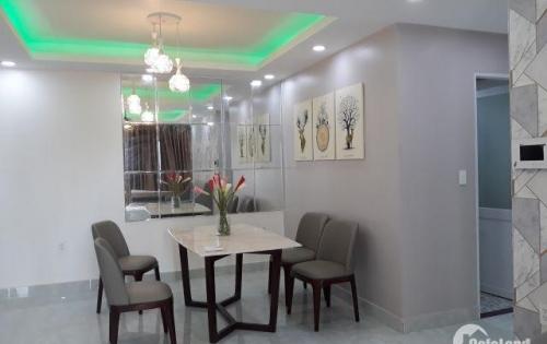 Cho thuê căn hộ công viên Gia Định, 3PN, Full NT, căn góc 2 view 102m2, 24 triệu/th.LH:0902.115.139