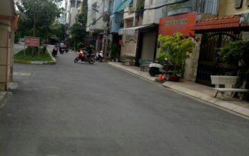 Cho thuê nhà nguyên căn đường Nguyễn Cửu Đàm, tân phú, dt: 4x14 giá 18 tr/ tháng