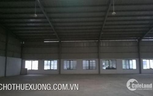 Cho thuê gấp kho tiêu chuẩn tại tp Thái Bình DT 710m2