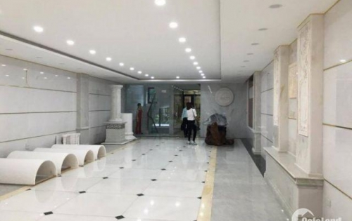 Văn phòng CỰC Đẹp giá rẻ tại 47 Nguyễn Xiển, mặt tiền ốp kính 150m2