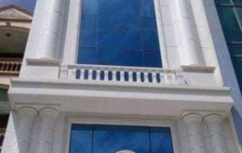 Văn phòng CỰC Đẹp giá rẻ tại 47 Nguyễn Xiển, mặt tiền ốp kính 150m thông sàn