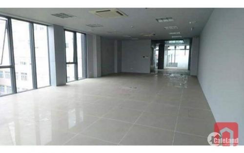 Chính chủ cho thuê văn phòng tại trung tâm quận Thanh Xuân, phố Hoàng Văn Thái. LHCC: 0912.767.342