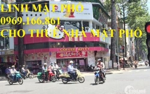 Cho thuê mặt bằng mặt phố Nguyễn Trãi Golden Land DT 141m 1tầng MT 10*14m, Giá 87 triệu/tháng. LH 0969.166.861