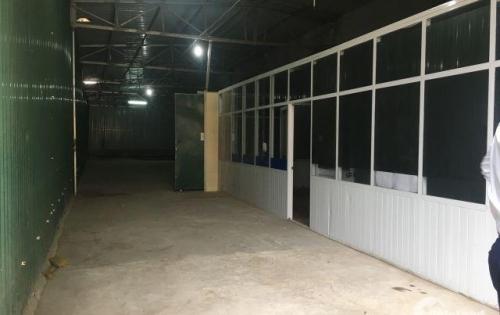Cho thuê 250m2 kho tại khu đường Phạm Hùng, Mễ