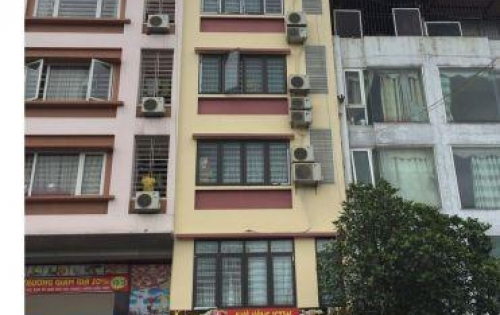 Cho thuê nhà 5 tầng Đỗ Đức Dục Nam Từ Liêm 175m2 có 3PN