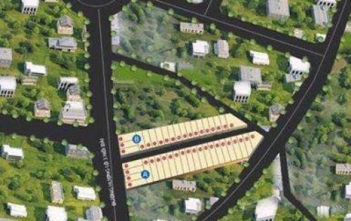 Đất gần BV Bà Rịa mới xây, chỉ 605tr, shr, thổ cư, chỉ 605tr